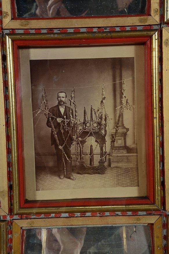 G.W. Knox. Curio Cabinet. - 3