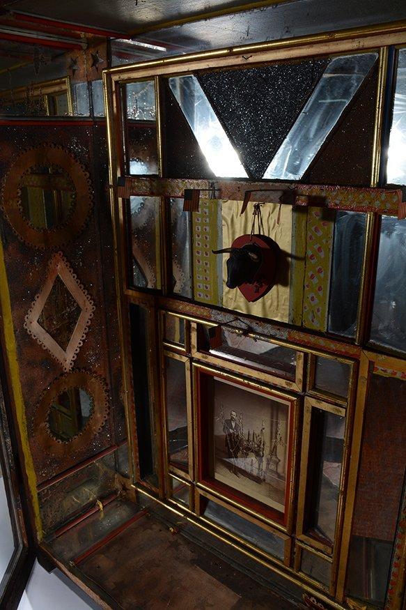 G.W. Knox. Curio Cabinet. - 5