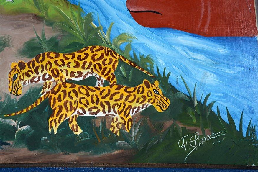 F. Pierre. Animal Jungle. - 2