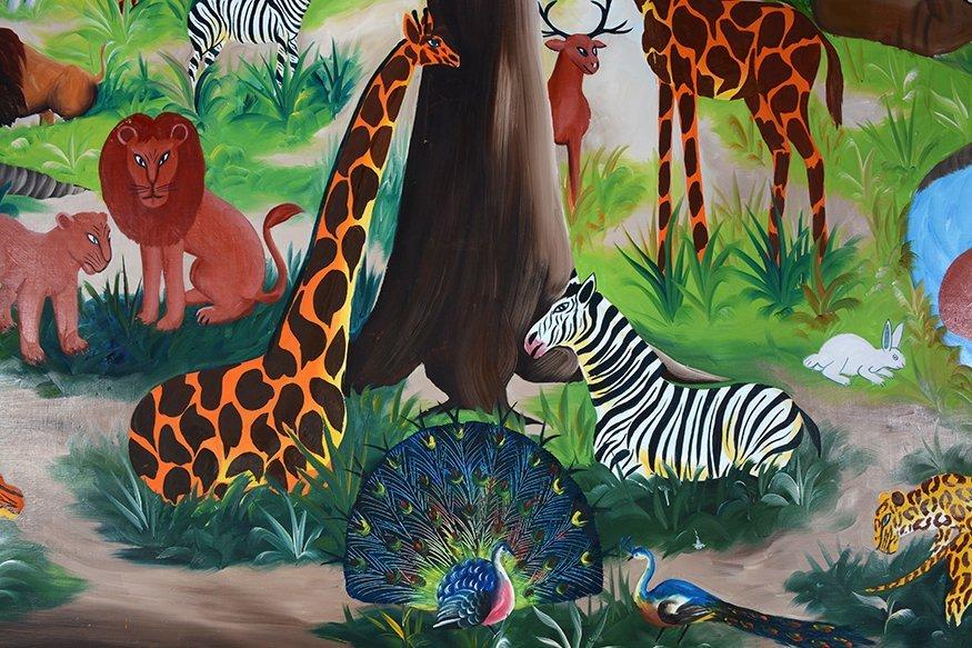 F. Pierre. Animal Jungle. - 3