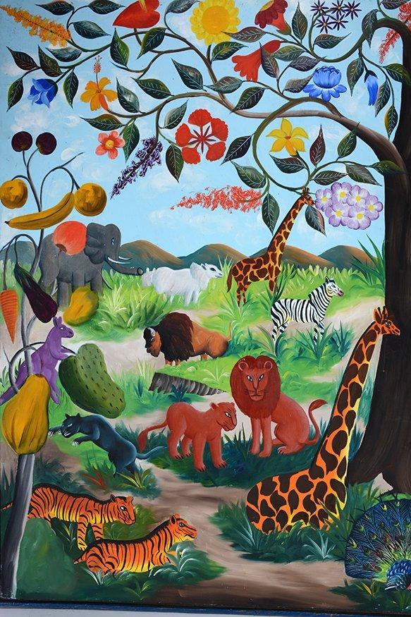 F. Pierre. Animal Jungle. - 4