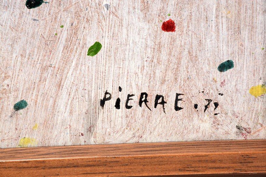 Pierae. Boy Climbing Tree. - 2