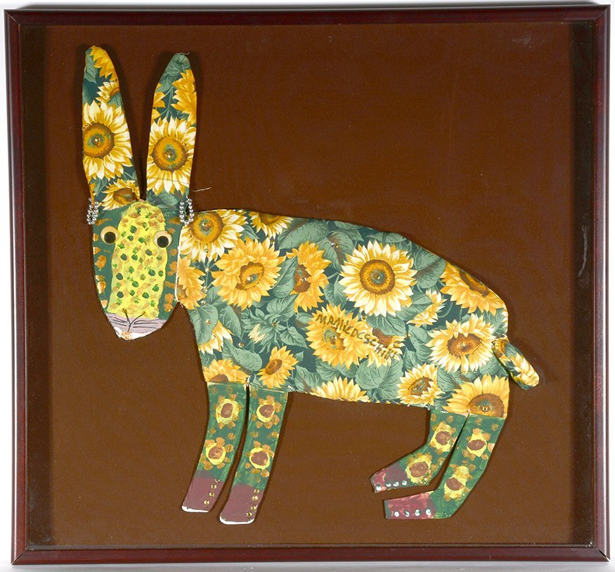 Mamie Deschillie. Jack Rabbit.