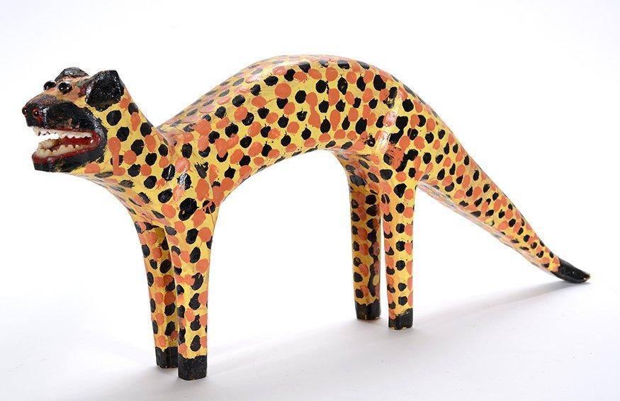 Denzil Goodpaster. Leopard.
