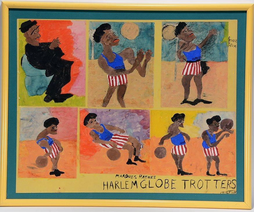 Justin McCarthy. Harlem Globe Trotters.