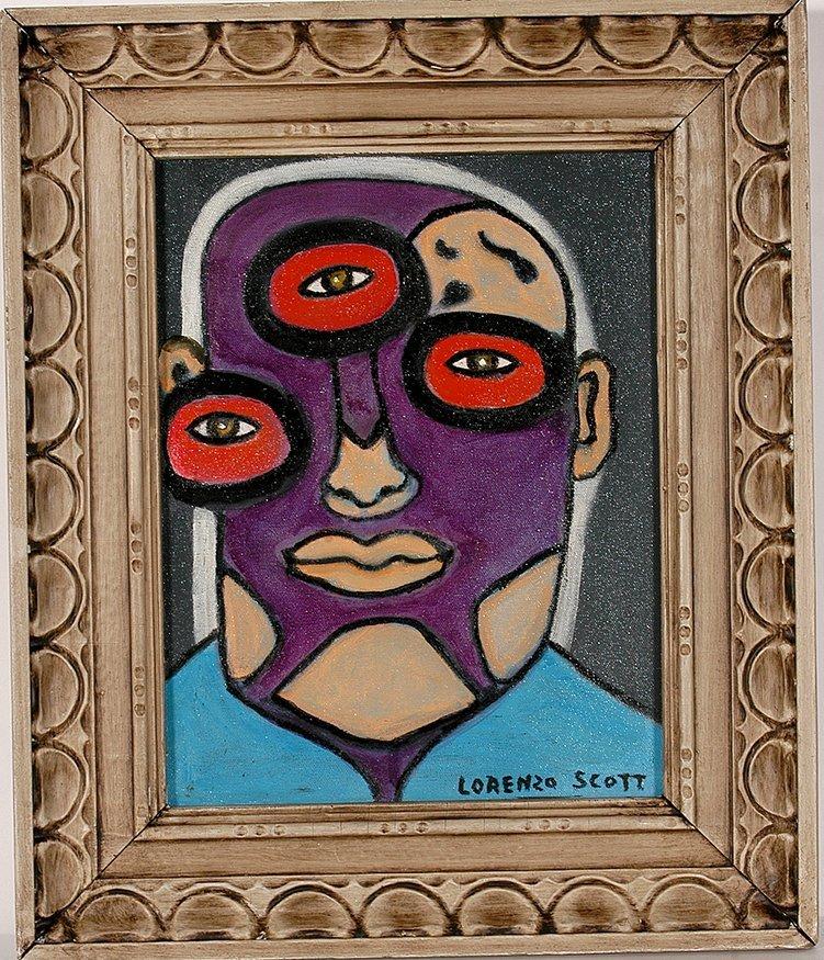 Lorenzo Scott. Modern Man.