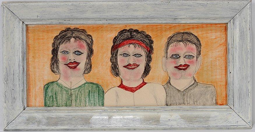 S.L. Jones. Three Women.