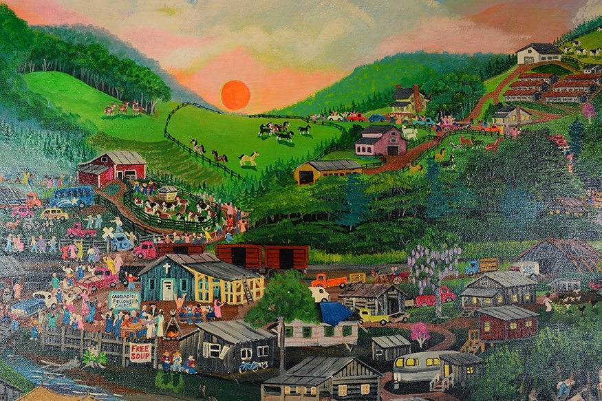 Carol Salas. Shanty Town Revival. - 4