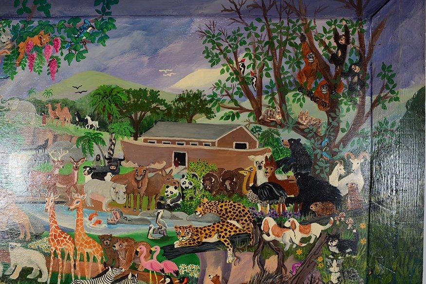 Carol Salas Noah's Ark Before The Flood. - 2