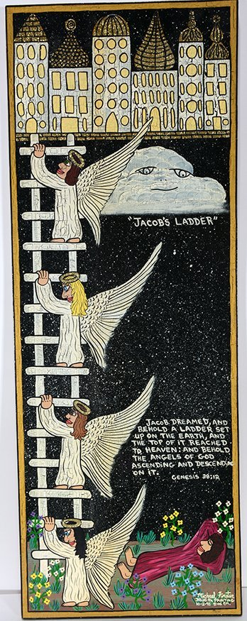 Michael Finster. Jacob's Ladder.