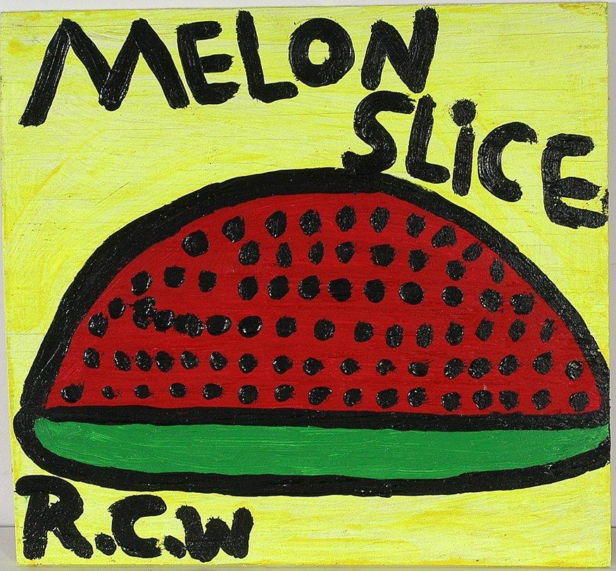 Ruby Williams. Melon Slice.