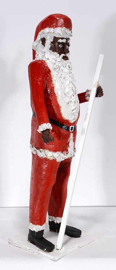 Onis Woodard. Large Santa. - 2