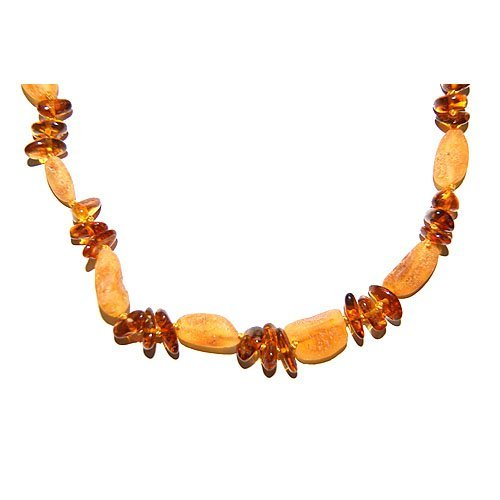 Necklace Made From Baltic Amber