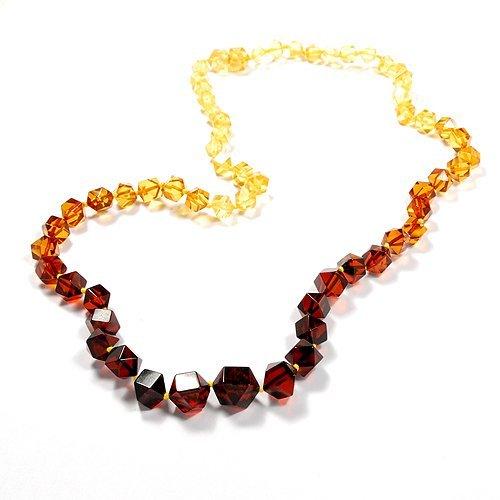 Natural Baltic Amber Beads - Beautiful Amber Neck