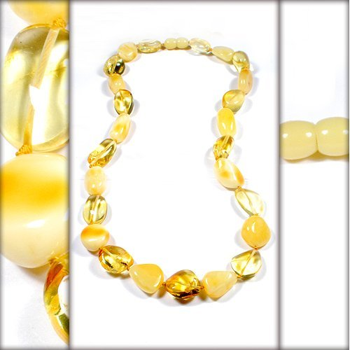 Jewelry Hand Made From Genuine Baltic Amber - Bea