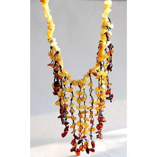 Exquisite And Romantic Design Necklace Made From