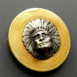 Very Rare Coin - Kopfgeld - Head Coin. German Em