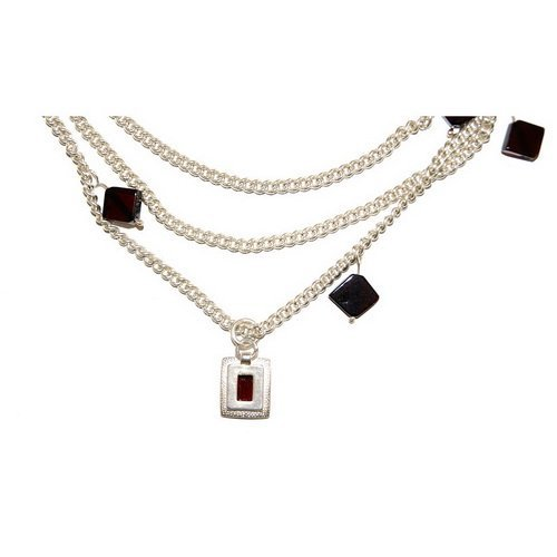 Outstanding Amber And Silver Jewelry! Brilliant N