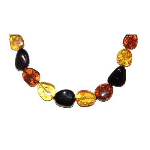 Perfect Necklace From Outstanding Baltic Amber
