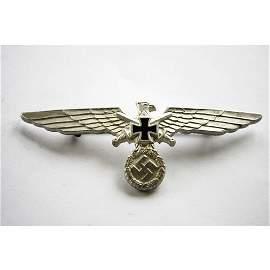 War Times Cap Pin Belonged To German Soldier 1940