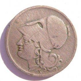Metal Coin - Draxmh.