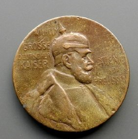 Bronze Medal - In Memory The 100th Birthday Of Em