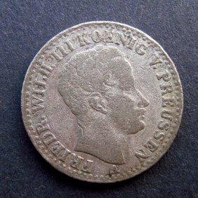 Vi Einen Thaler Coin. Friedrich Wilhelm Iii. Koen