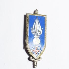 France Pin - Ecole Application Infanterie - Drago