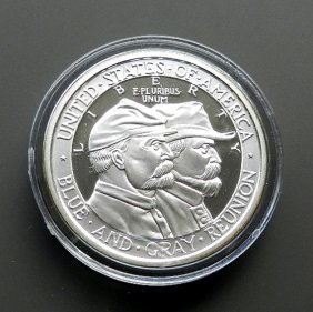 Copy - Half Dollar Silver Coin From 1936.