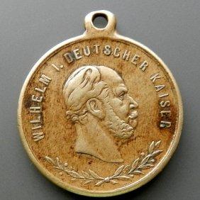 Bronze Medal - Emperor Wilhelm I 1870