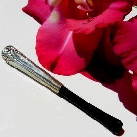 1920 Cigarette Holder Made From Silver