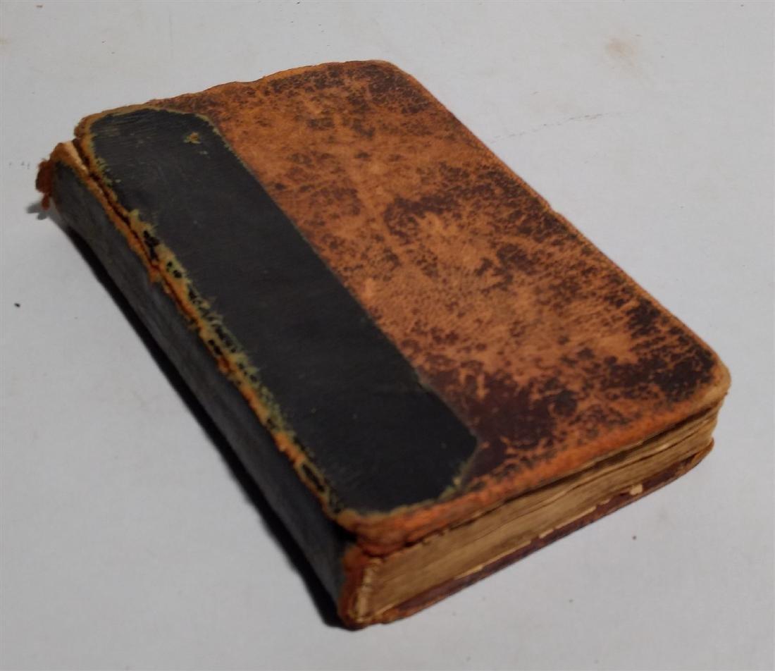Antique Book 1634 Religious Book