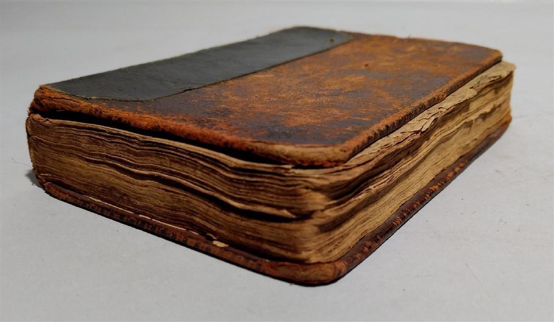 Antique Book 1634 Religious Book - 2
