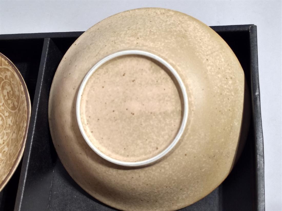 Vintage Kotobuki Japan Pottery Bowls - 2