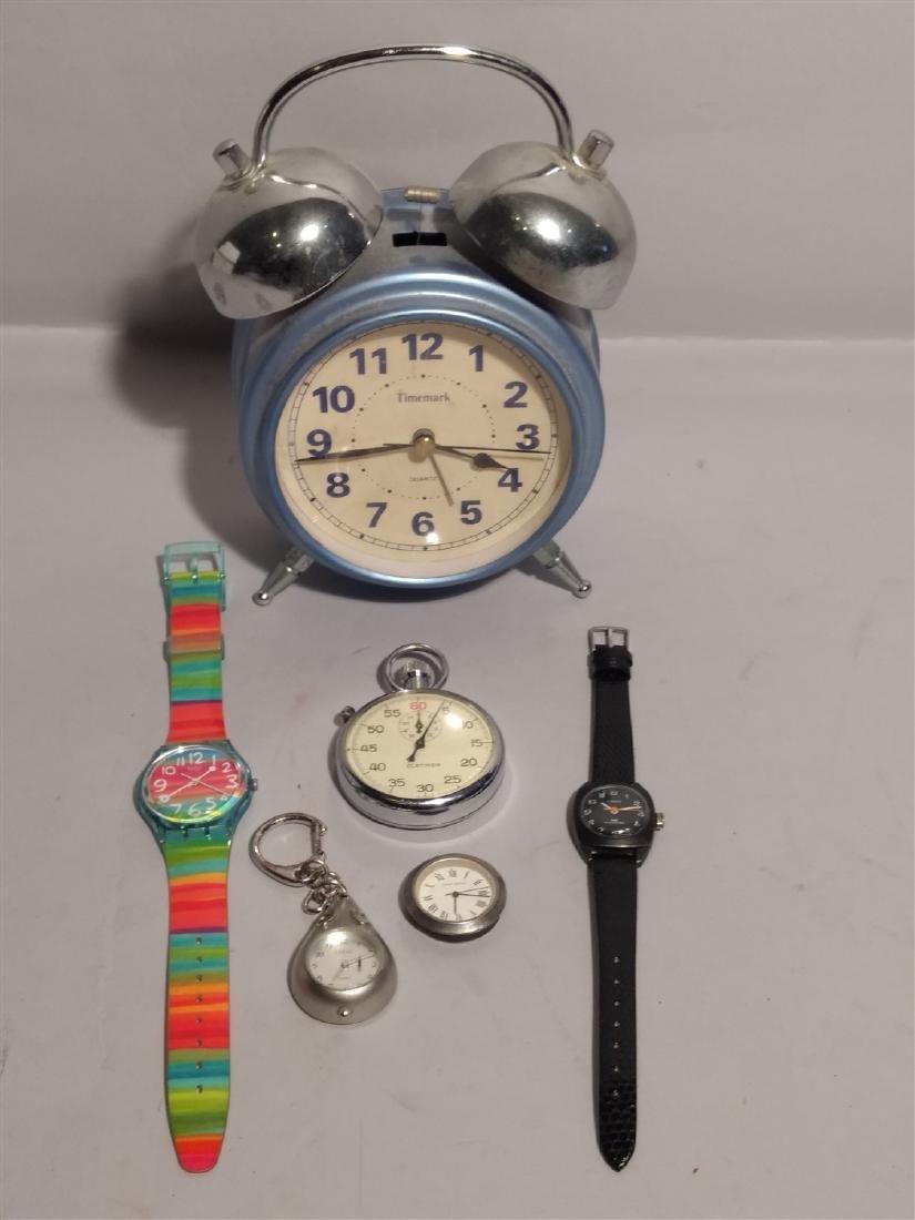 Clock Watch Lot