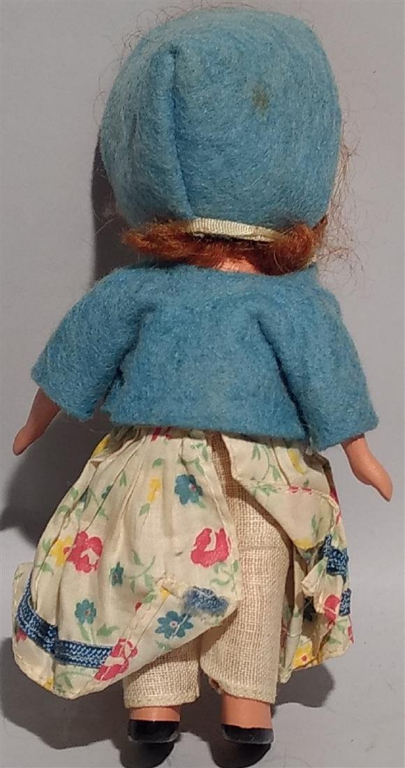 Antique Rare Story Book Doll Nancy Ann 1930's-40's - 2