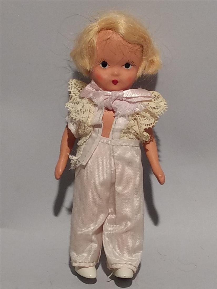 Antique Nancy Ann Story Book Doll Super Rare 1930's