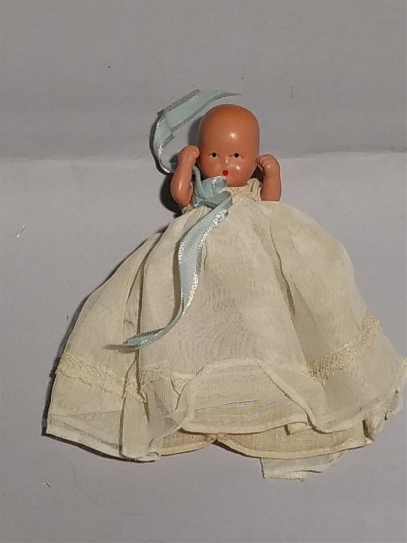 Antique Nancy Ann Story Book Doll Rare 1930's -40's