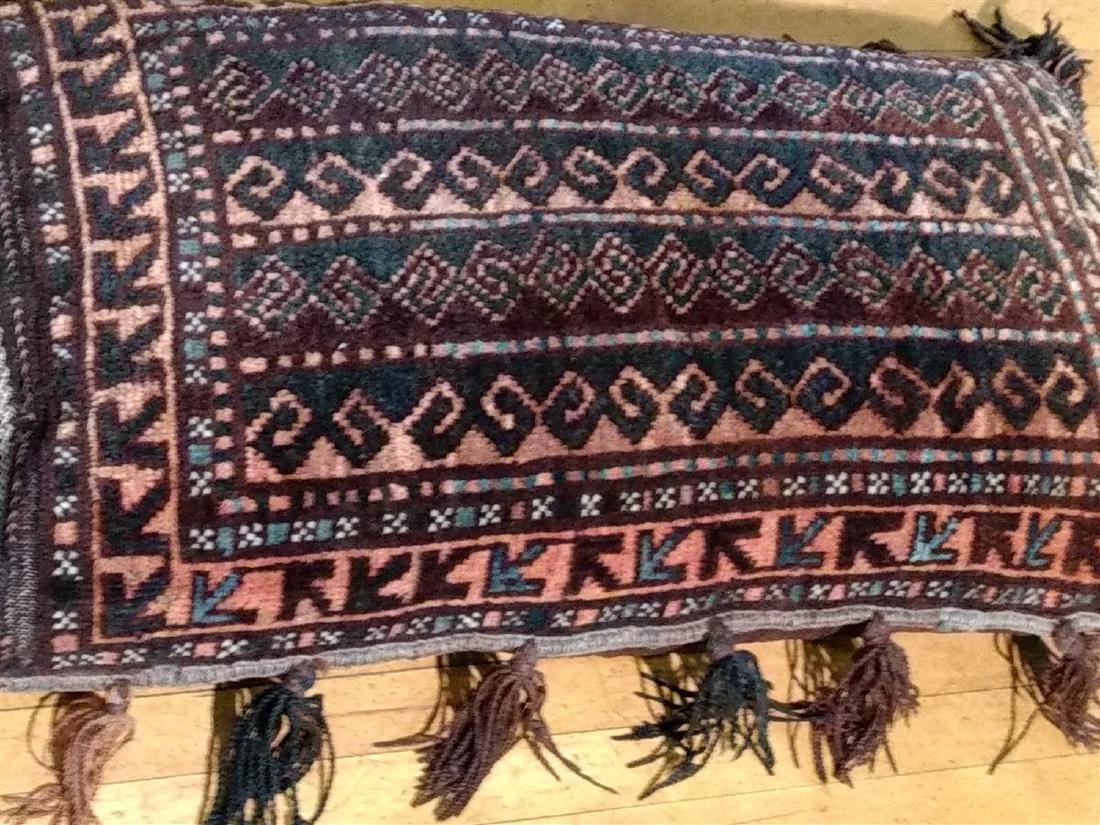 Persian Saddle Bags made to Pillows - 2