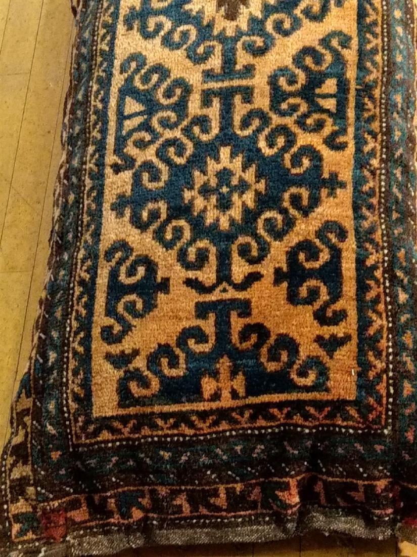 Persian Saddle Bags made to Pillows - 3