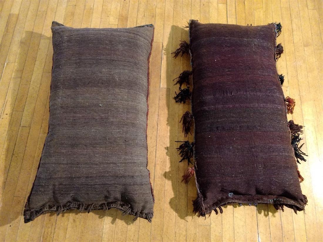Persian Saddle Bags made to Pillows - 4
