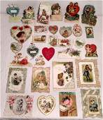 Antique Valentines Day Cards 1910