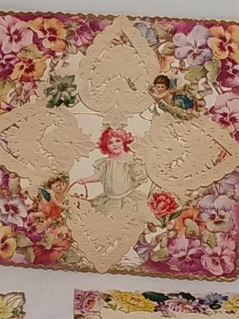 Antique Valentine's Circa 1910 - 2