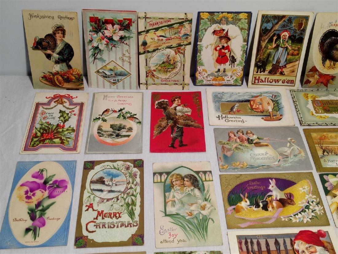 Antique Post Cards 1908-1911 - 2
