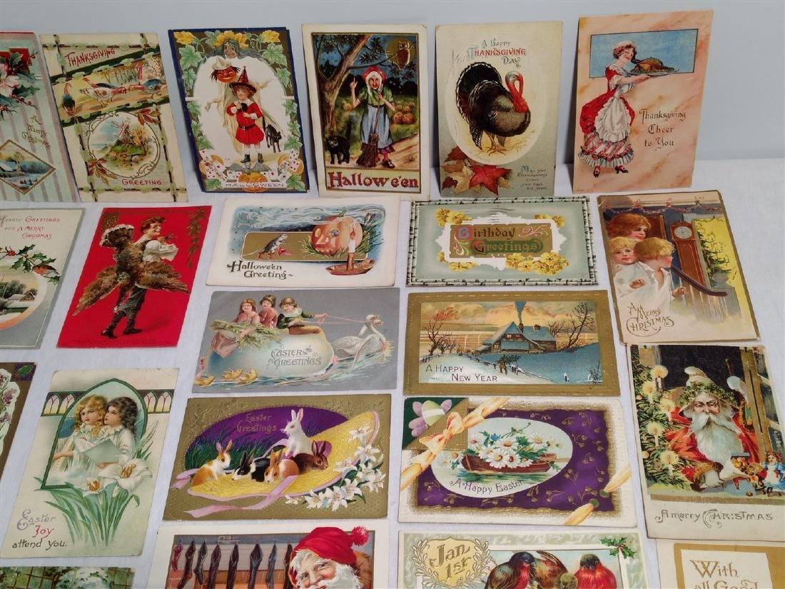 Antique Post Cards 1908-1911 - 3