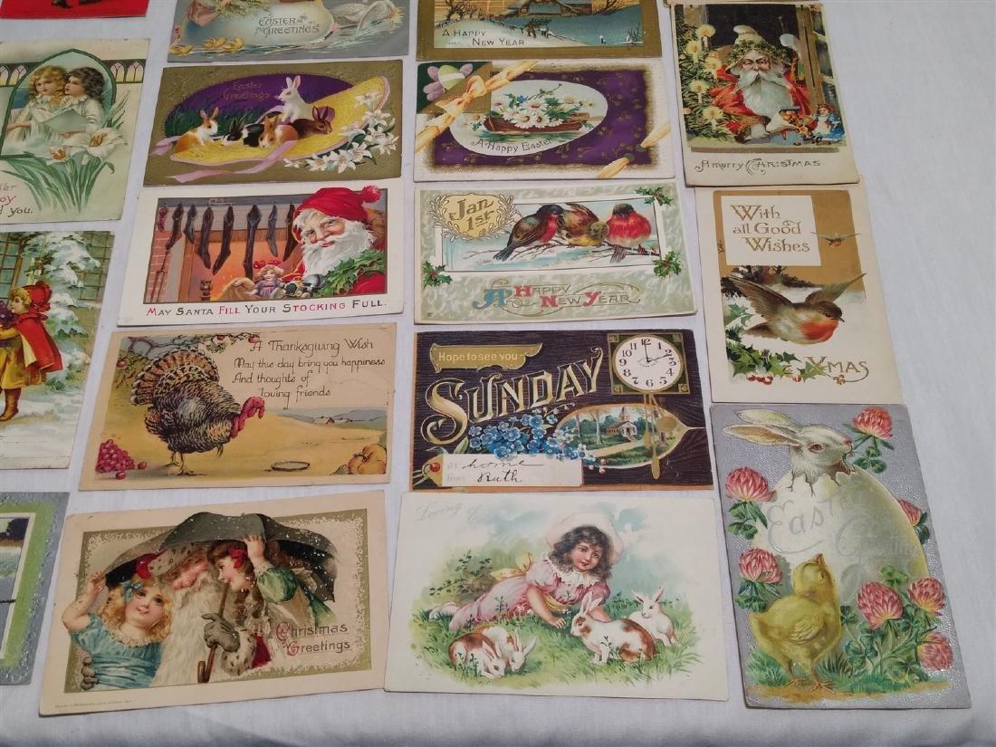 Antique Post Cards 1908-1911 - 4
