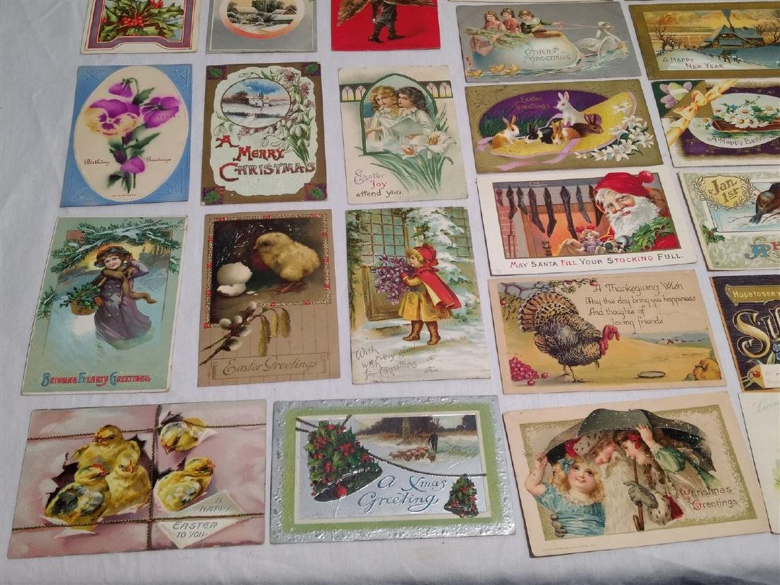 Antique Post Cards 1908-1911 - 5