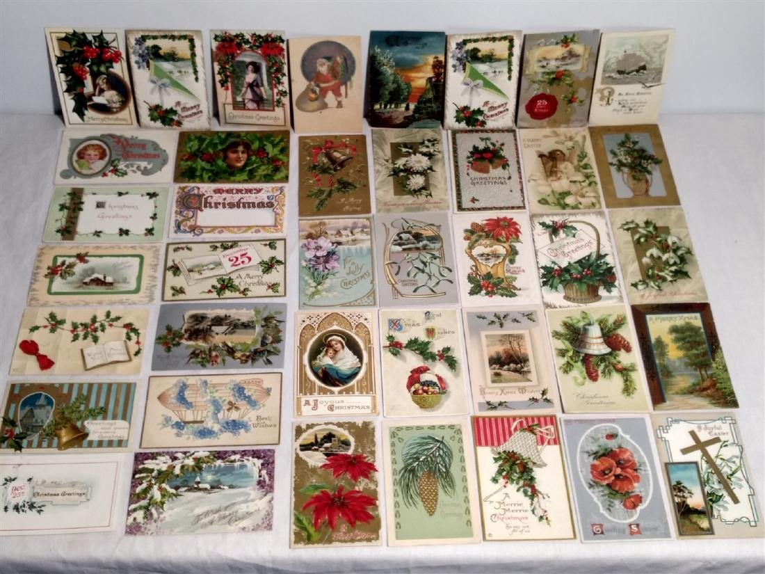 Antique Post Cards 1909-1915