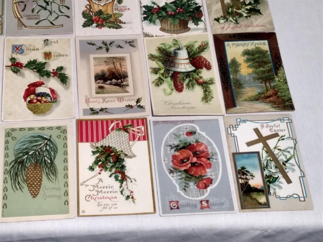 Antique Post Cards 1909-1915 - 4