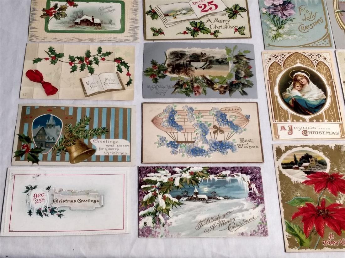Antique Post Cards 1909-1915 - 5